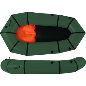 nortik LightRaft Boat dark green/black